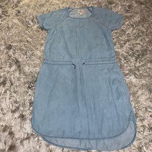GH Bass & Co Womens Summer Dress Chambray